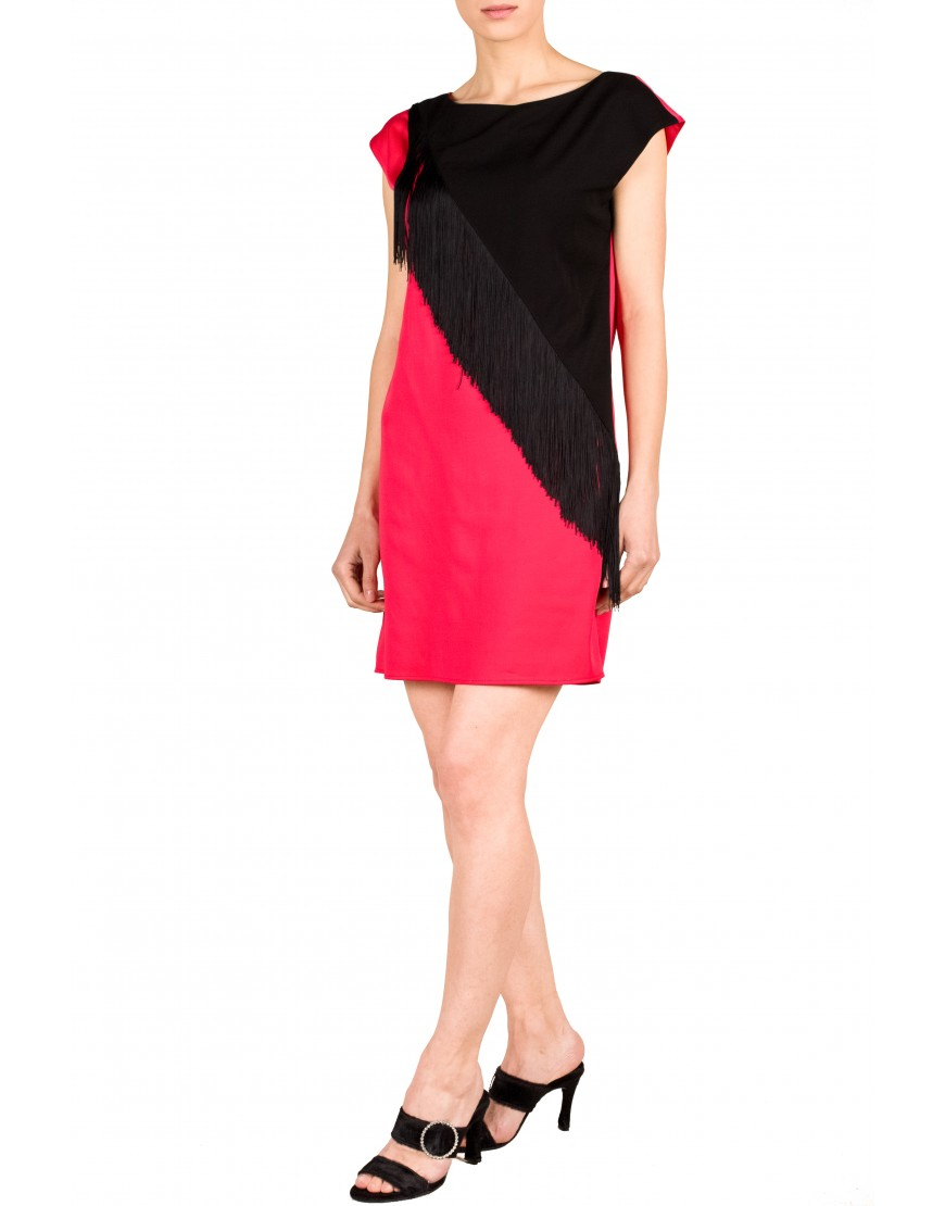 Logo Cyclam Short Dress
