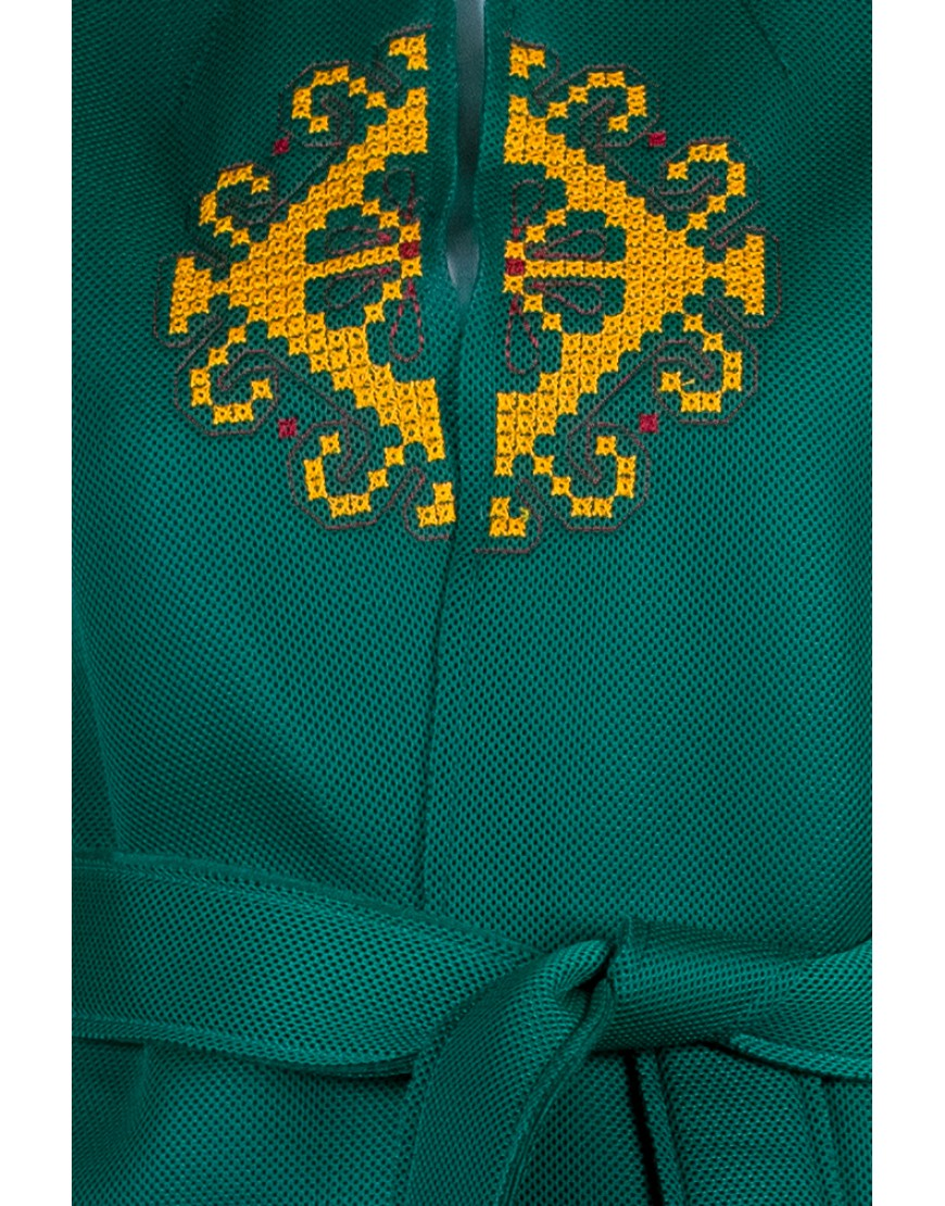 SUNFLOWER NEOPRENE GREEN VEST