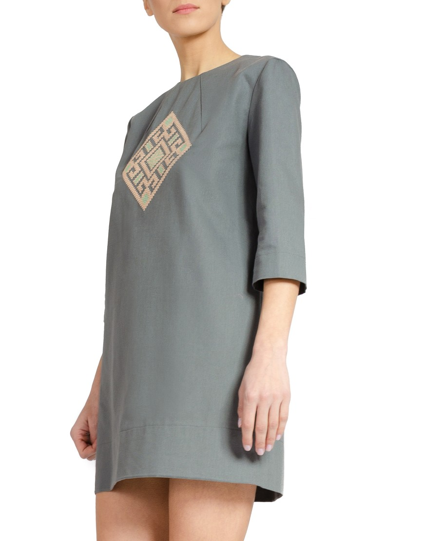 Aries Grey Dress