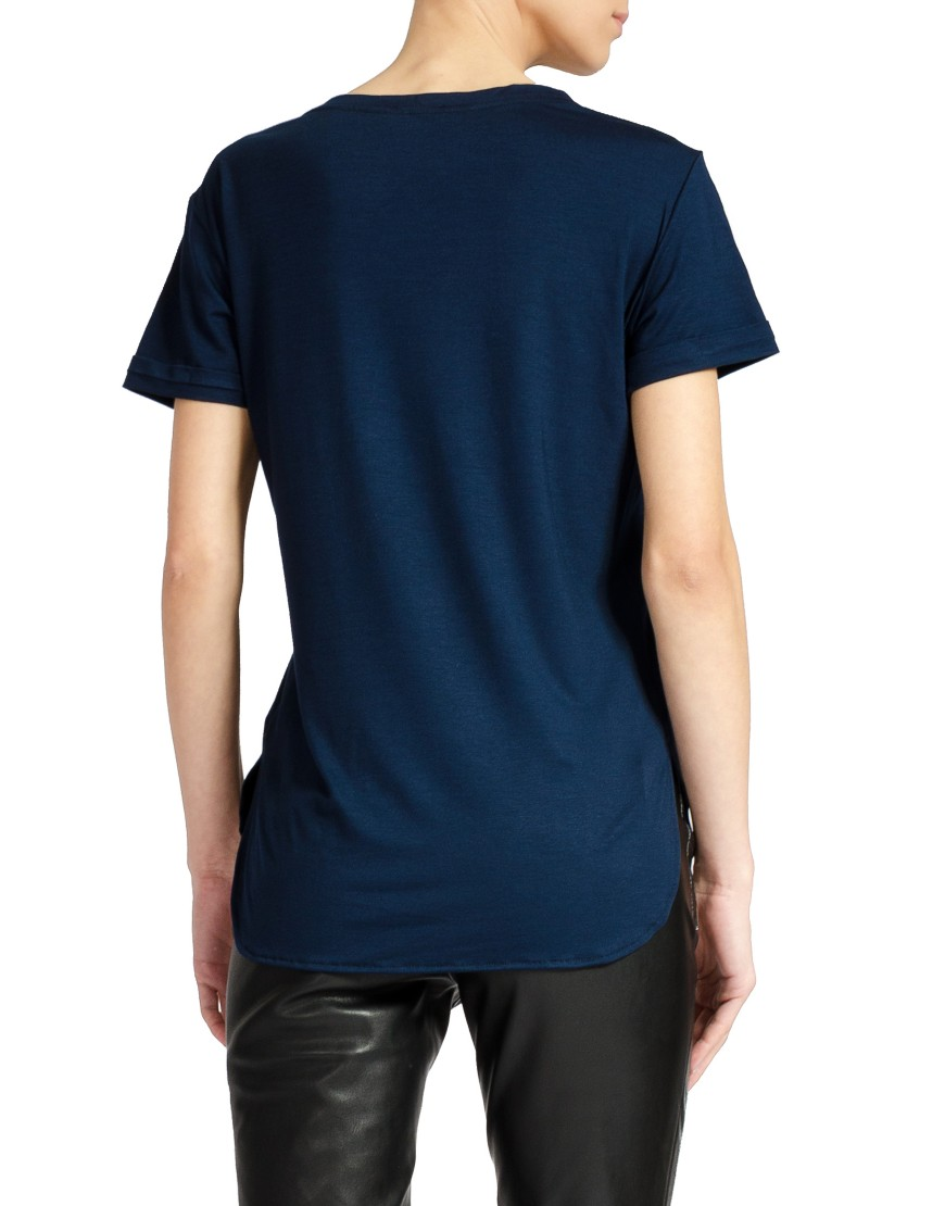 Arrows Navy Blue Tshirt
