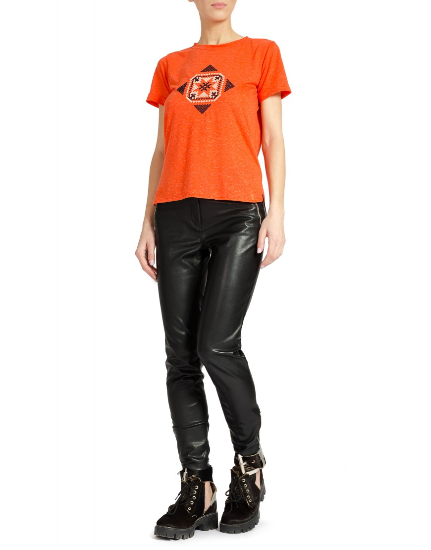 Arrows Orange Tshirt