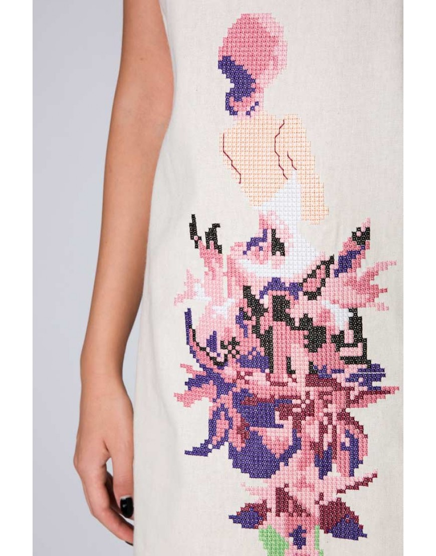 Orchidgirl Natur Dress